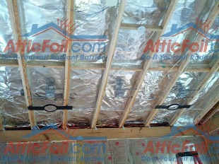 Watermarked 26 Wide AtticFoil Installation 80RS