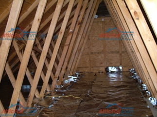 over insulation truss attic AtticFoil 323x242