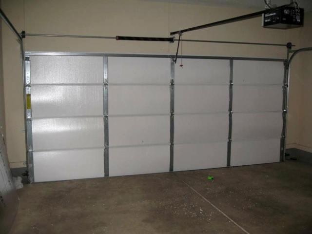 Gallery Garage Installs Atticfoil 174 Radiant Barrier Do